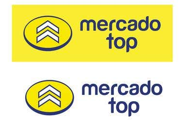 Logo Design for Mercado top