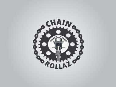 Logo Design for Chain Rollaz