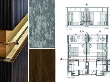 HILTON CORFERIAS INTERIOR DESIGN