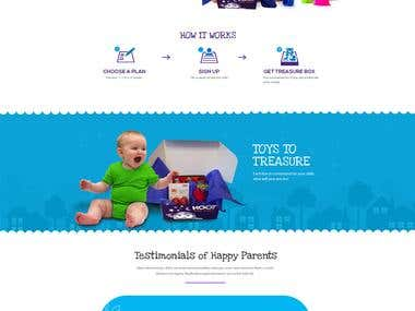 Site Design - Site Development -Core PHP - MYSQL -HTML -PSD