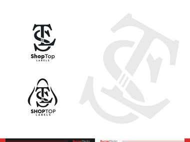ShopTop Labels Logo
