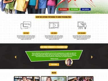 Homework Super Heroes Web Design