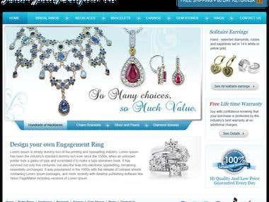 Jewllery Website