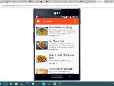 Achari Food
