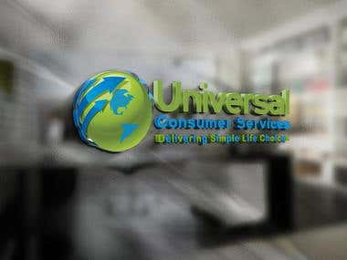 Universal Consumer Services Logo
