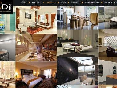 WEBSITE || Divya Jain Interiors