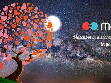 Matchbot -- dating site along with Android & iPhone App