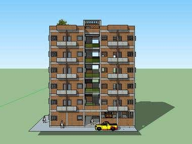 Apartment Residence Design