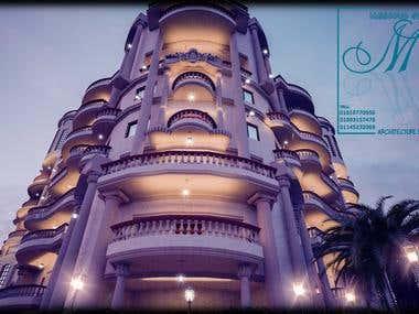 palace (exterior design )