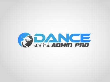 Dance School Logo / Software
