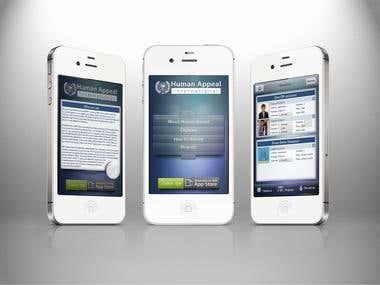 Human Appeal App Design