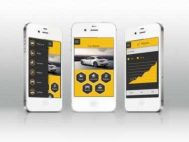 Kudotech App Design