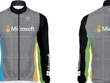 Microsoft Cycle Jacket