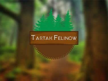 Tartak Felinow's logo