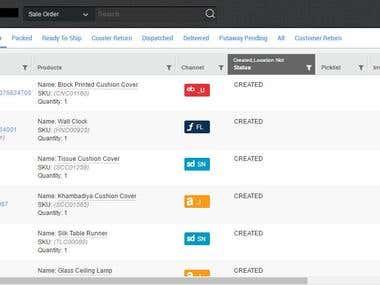 Multichannel Order Manager Pro (eBay, Amazon, Flipkart )