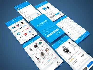 Contact Zilla App