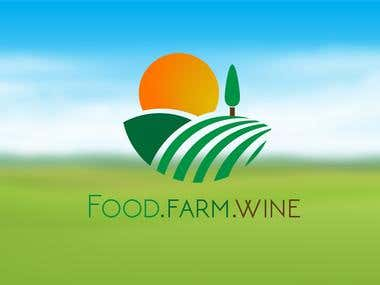 food.farm.wine's logo