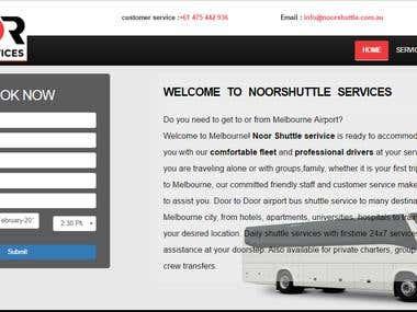 Noor Shuttle Service