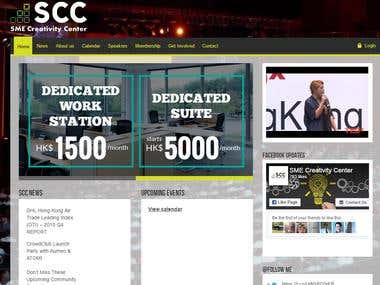SCC - Wordpress