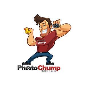 Photo chump logo