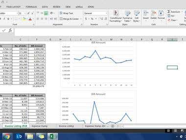 Excel Working