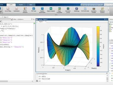 MATLAB Work