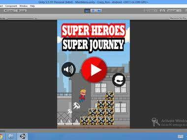 Super Heroes Super Journey