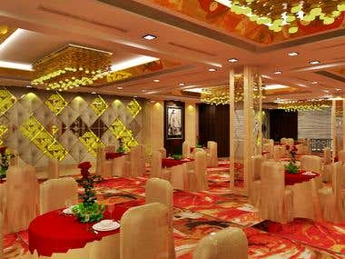 banquets for a 4 star hotel