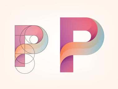 Logo for Color Paper