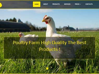 Poultry Farm Site