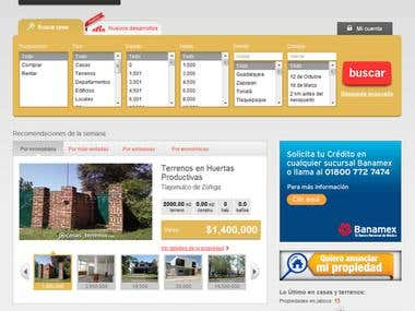CasasyTerrenos.com