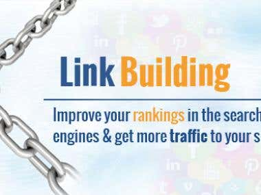 I will provide you 100 backlink to rank your site  for $25