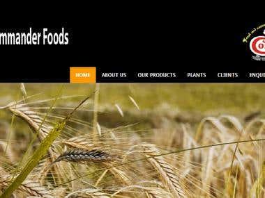 commanderfoods.com