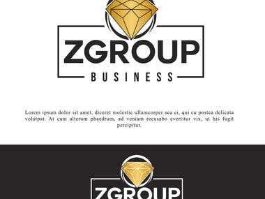 ZGROUP BUSINESS LOGO