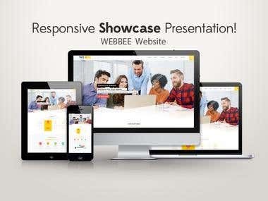 Responsive Website Design Showcase