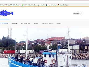 fishing.dk is complete blog portal site