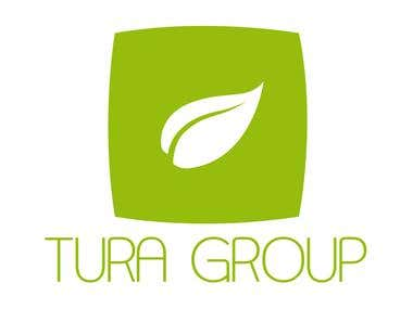 Logo design for TuraGroup