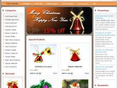 E-Commerce Store like Ebay