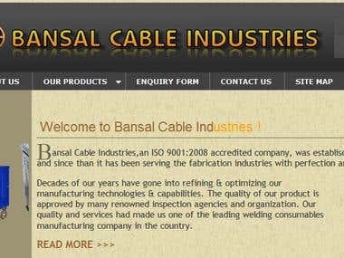 Bansal Cablel Industries