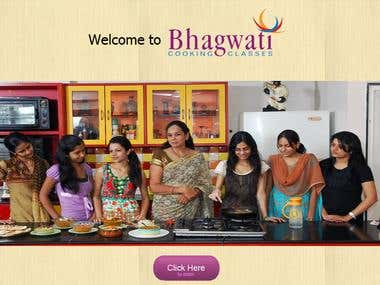 Bhagavati cooking classes