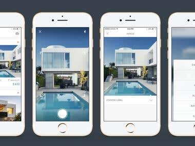 Real eState and Mortgage iPhone app