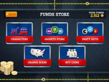 Party Fundraiser iOS Game