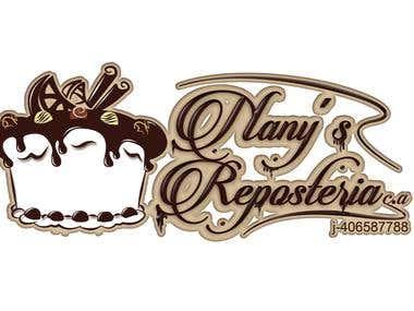 Logo Reposteria