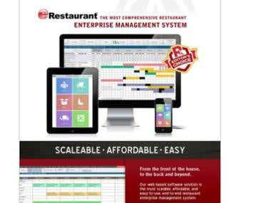 Testing/QA eRestuarants - Restuarant Management Software
