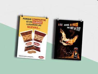 Afiches Design