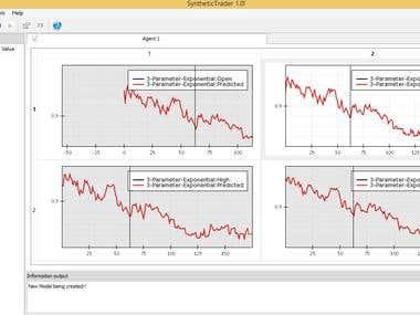 Python Trade Application