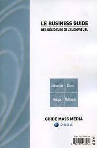 Business Guide des Dcideurs de l'audiovisuel