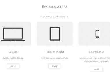 Demo website of Ma-ware & tech