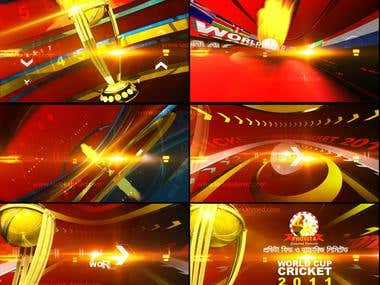 Motion Graphics of SADEK AHMED