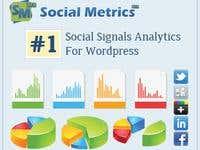Social Metrics Pro Banner Design